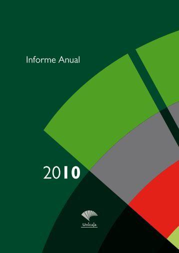 Informe Anual 2010 - Unicaja