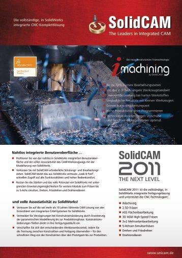 Informationen als pdf herunterladen - unicam Software GmbH