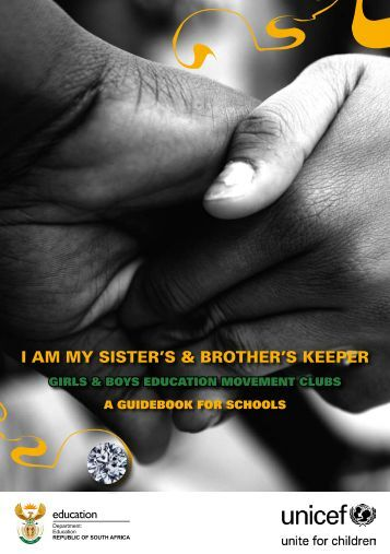 essays on brothers and keepers
