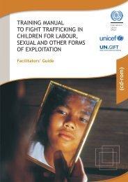 Facilitators' Guide - Unicef