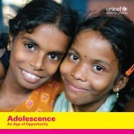 Download the Booklet - Unicef