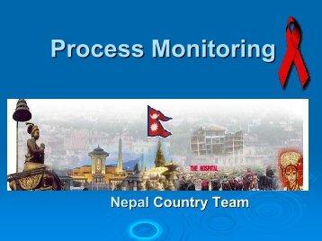 Process monitoring: Nepal - Unicef