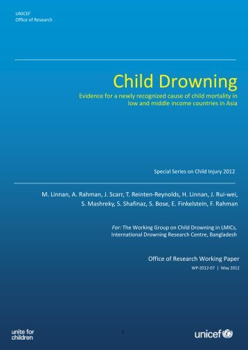 Child Drowning