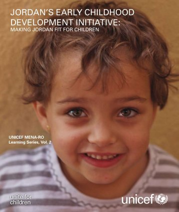 Jordan's Early Childhood Development Initiative: Making ... - Unicef