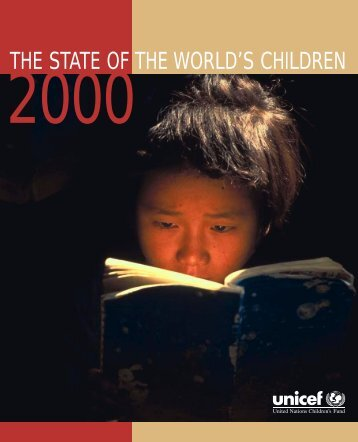 Contents and Foreword (pp. ii-5) - Unicef