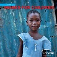 UNICEF UK Works for Children