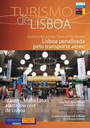 Lisboa penalizada pelo transporte aéreo