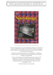 Author's personal copy - INSERM-CEA Cognitive Neuroimaging Unit