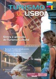 Sintra é atracção do Turismo Cultural