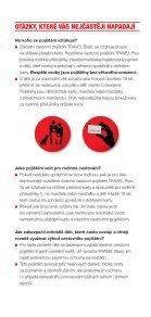 PŘÍRUČKA CESTOVNÍHO POJIŠTĚNÍ - Unicredit Bank - Page 4