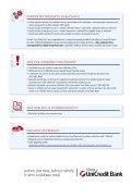Visa Platinum - produktový list - Unicredit Bank - Page 3