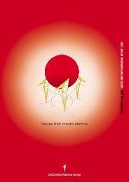 UNICREDITO ITALIANO SOCIAL AND ... - UniCredit Group