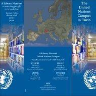 Library Network - UNICRI