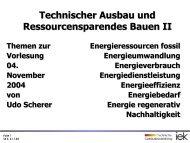 Grundlagen Energie - Unics.uni-hannover.de