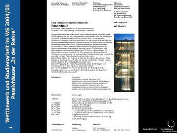 Vorstellung der Studienarbeit - Unics.uni-hannover.de