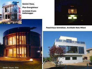 Vortrag Gebäudeenergieberater, Feb 2005 - Unics.uni-hannover.de