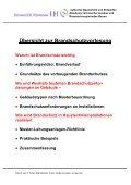 01 Folien Brandschutz 3 Intro Inhalt Lernziele - Unics.uni-hannover.de - Page 2