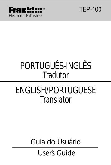 tradutor español ingles