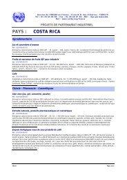 PAYS : COSTA RICA - Unido