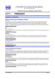 PAYS : PARAGUAY - Unido
