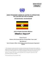 Final eval report 2002-10-28 uga - Unido
