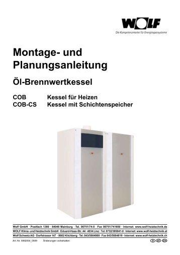 Montage- und Planungsanleitung - uniDomo GmbH & Co KG