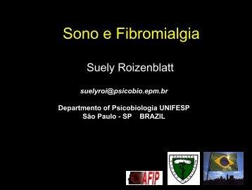 Sono e Fibromialgia - Unifesp
