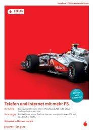 Vodafone LTE Lösungen - Unified Solution GmbH