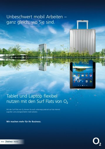 o2 Surf Flats - Unified Solution GmbH
