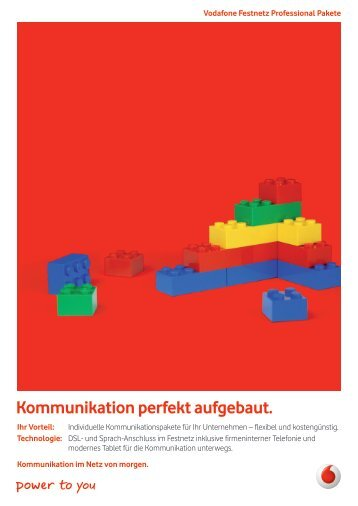 Kommunikation perfekt aufgebaut. - Unified Solution GmbH