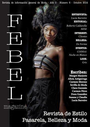 F E B E L Magazine Octubre 2014