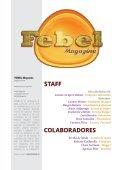 F E B E L Magazine Octubre 2014 - Page 2