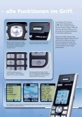 COMfortel® DECT 900C COMfortel® DECT 900 - Unified Solution ... - Page 5