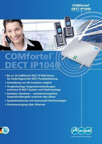 COMfortel® DECT IP1040