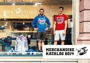 Merchandise Katalog 2014