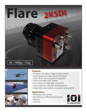 Flare 2KSDI - Uniforce Sales and Engineering