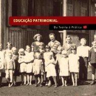Educação Patrimonial - Portal da Prefeitura de Londrina - Estado do ...
