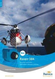 Xenics Raven - Uniforce Sales and Engineering