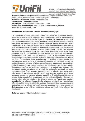 SITE PSICO OK - UniFil