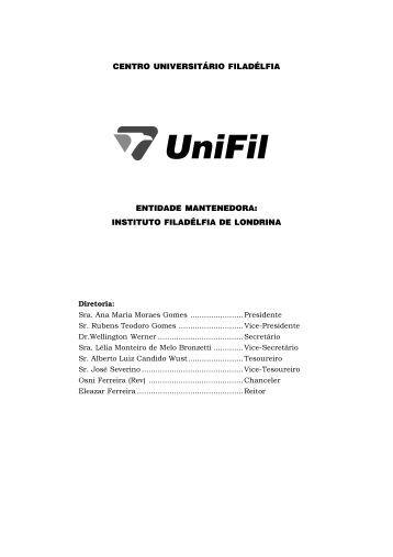 Terra e Cultura_40.pdf - UniFil