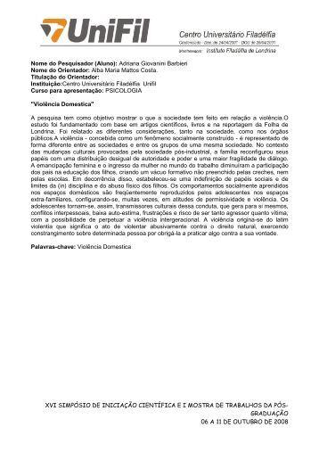 PSICOLOGIA OK - UniFil