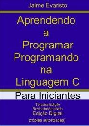 Aprendendo a Programar Programando em Linguagem C - FSM