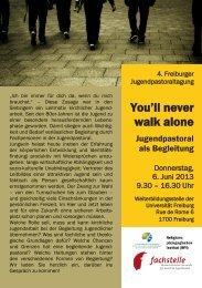 Flyer als PDF - Université de Fribourg