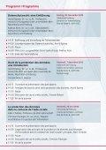 Programm - Eidgenössischer Datenschutz- und ... - Seite 4