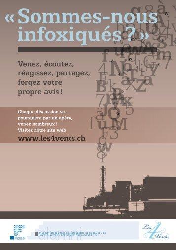 Flyer [pdf] - Université de Fribourg