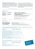 Weitere Informationen - Université de Fribourg - Seite 2