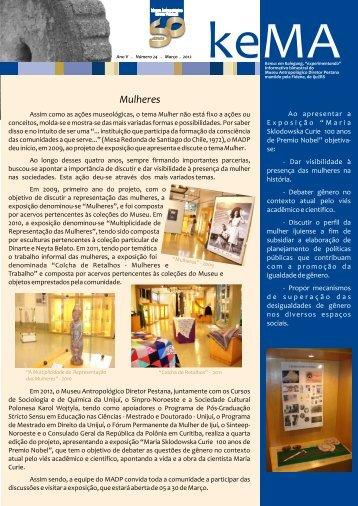 Informativo Kema nº24 - Unijuí