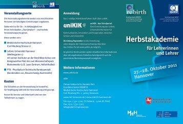 PDF-Datei - uniKIK - Leibniz Universität Hannover