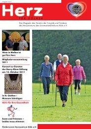 Ausgabe 3 / 2011 - Herzzentrum