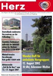 Deutschlands modernstes Herzzentrum vor der Vollendung
